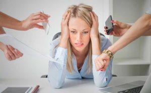 влияние стреса