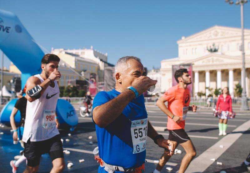 пища для марафонецев, марафонский бег, біг, харчування для марафонця