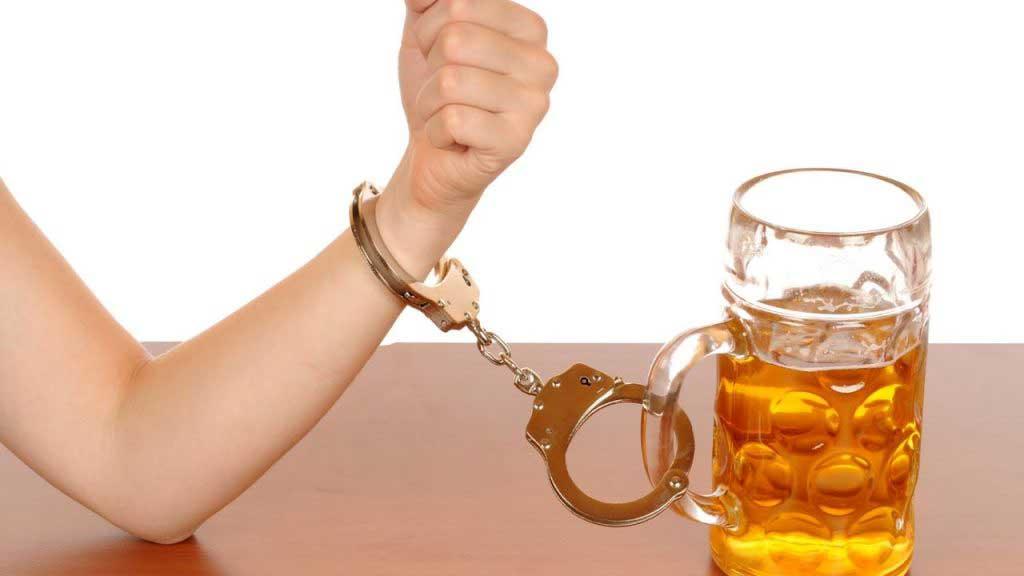 алкогольна залежность