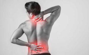прострілу у спині