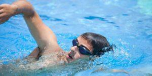 плавание, спорт,