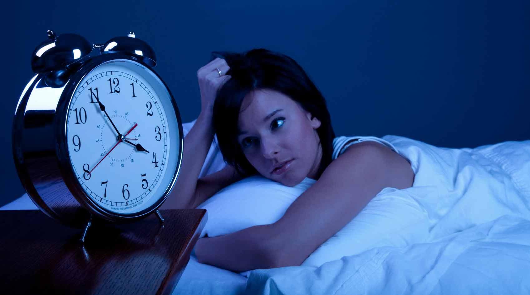 безсоння, бессонница, причины бессонницы