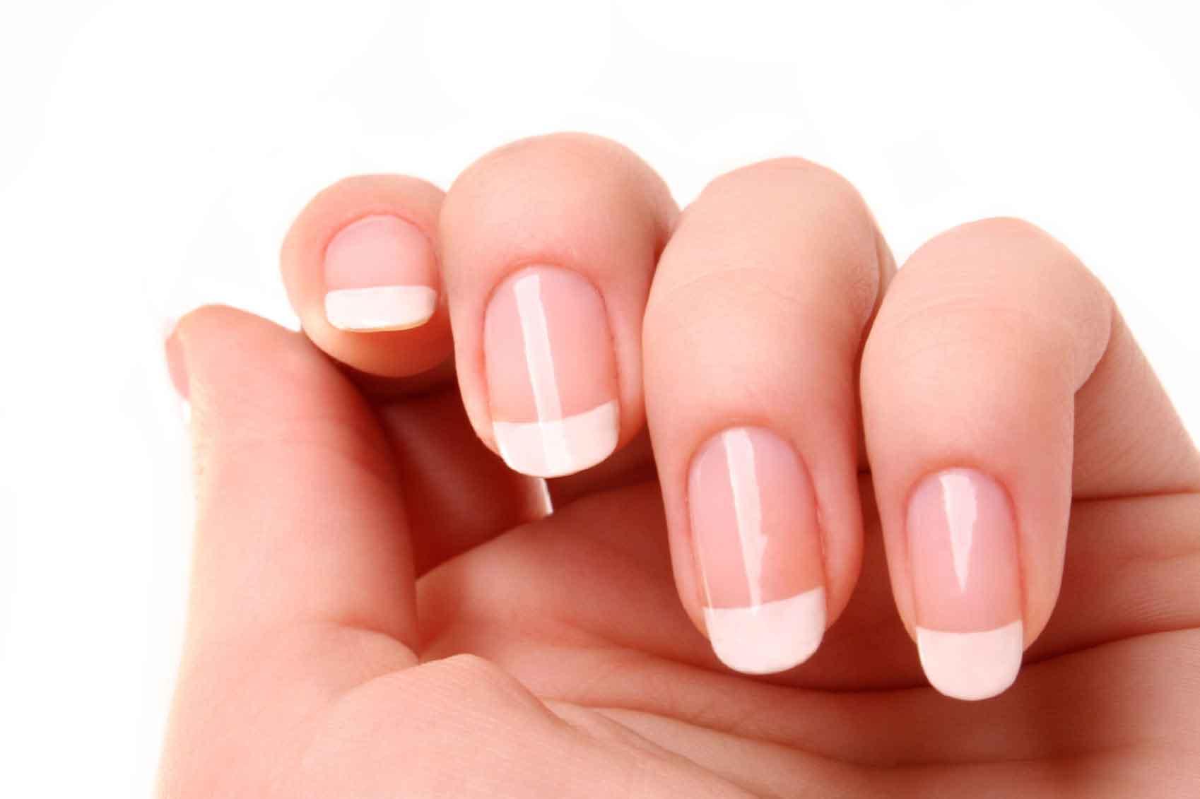 ногти, ногти секутся