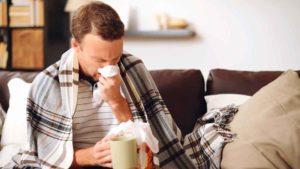 простуда, захворювання, боротьба з вірусом, віруси, лікування