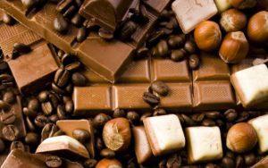 шоколад, види шоколаду, вибираємо шоколад,