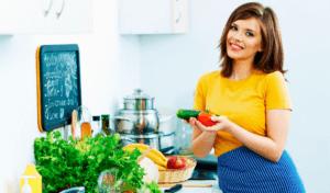 Корисне харчування для жінок