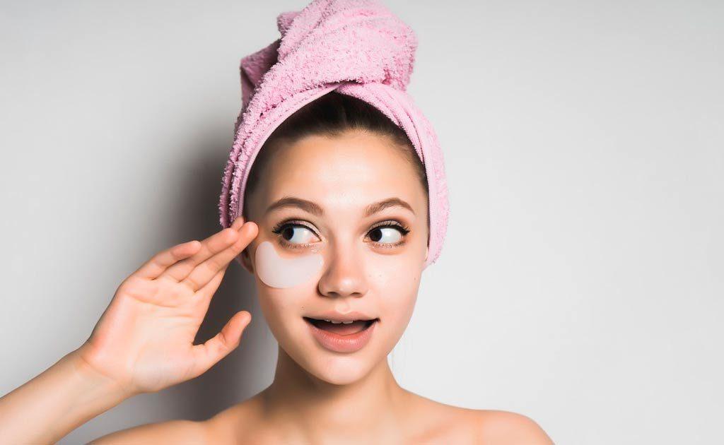 Догляд за шкірою під очима