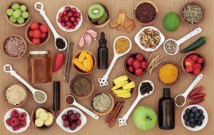 Антиоксиданти в їжі